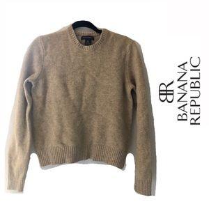 Banana Republic Winter Luxury Blend Sweater M